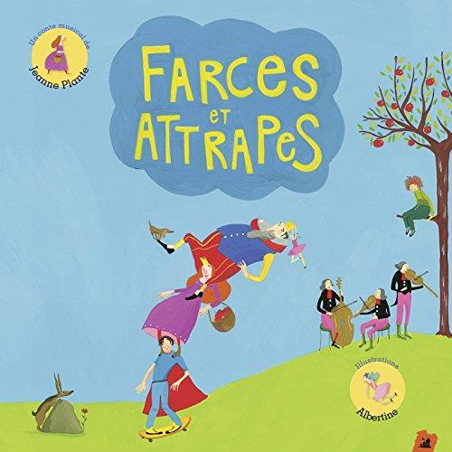 Farces et attrapes (1CD audio)