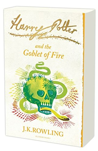 Harry Potter and the Goblet of Fire (Harry Potter Signature Edition)