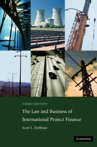 The Law and Business of International Project Finance: A Resource for Governments, Sponsors, Lawyers, and Project Participants by Scott L. Hoffman (2007-10-22)
