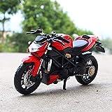 Best Streetfighter Bikes - Generic 1:18 Scale Maisto Ducati Mod.Streetfighter S Motorbike Review
