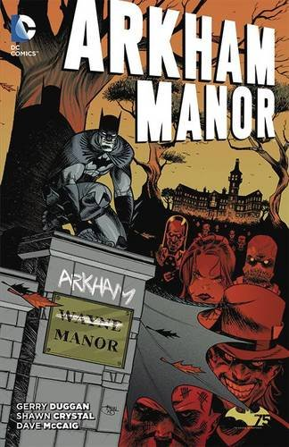 Arkham Manor Volume 1 TP