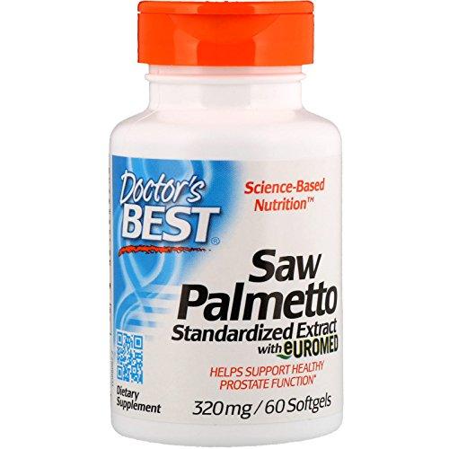 Doctor's Best Beste Sägepalme, standardisierter Extrakt