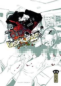 Ushijima, l'usurier de l'ombre Edition simple Tome 35