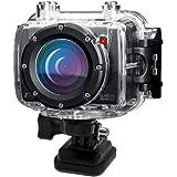 """FANTEC BeastVision HD-Edition Motorsport-Full HD caméscope numérique 8 Mpix zoom numérique 10 x écran 2"""" (5,1 cm)"""
