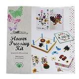 Craft Deco Komplett Blumen Pressen Set