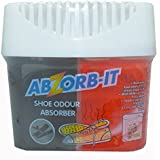 Abzorb-It - Shoe Odour Absorber, 120g- (Pack of 3)
