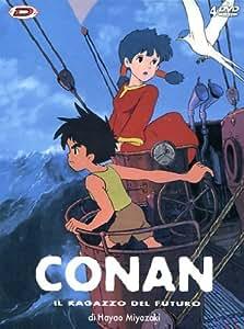 Conan - Il ragazzo del futuroThe complete seriesEpisodi01-26