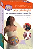 """ProudBody Pregnancy Belly Painting Kit by """"ProudBody, Inc."""""""