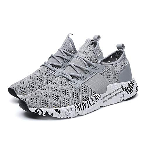 serliy Sportschuhe für Männer Laufschuhe Mesh Breathable Fashion Sneakers Basketball Schuhe Stiefeletten Winterschuhe Markenschuhe Bequeme Freizeitschuhe Pumps Schicke schnürschuhe