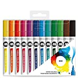 Molotow Aqua Color Brush Set Marker