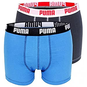 PUMA Herren Basic Boxer Unterwäsche