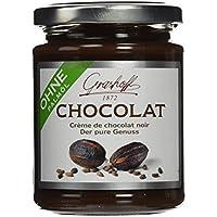 Grashoff - Crema de chocolate negro - Pack de 3 Unidades