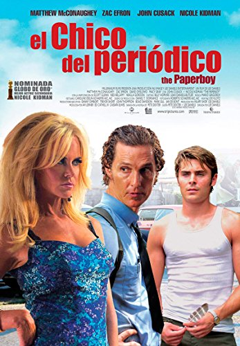 Preisvergleich Produktbild El Chico Del Periódico (Blu-Ray) (Import) (Keine Deutsche Sprache) (2013) Zac Efron; Matthew Mcconaug