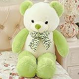 Riesen-Teddybär grün 160cm