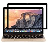 Moshi iVisor AG - Protector de pantalla para Apple MacBook, color negro
