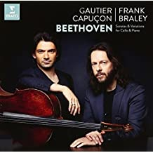 Beethoven:Sonatas/Variations [Import anglais]