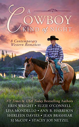 8 Kinder-jeans-jeans (A Cowboy Kind of Night: 8 Contemporary Western Romances (English Edition))