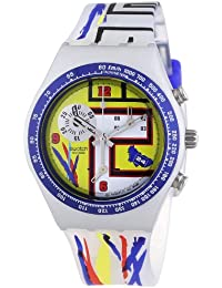"SWATCH Irony Medium Chrono ""COLOUR RAYS"""