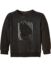 Salt & Pepper Sweat Horses Oil Washed - Sweat-shirt - Fille