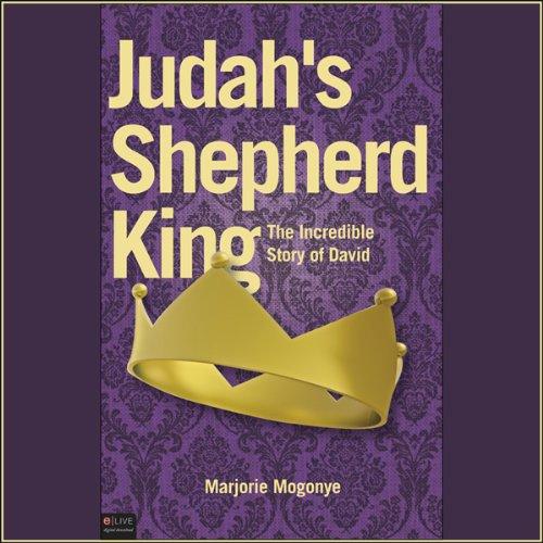 Judah's Shepherd King  Audiolibri