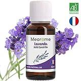 Aceite Esencial de Lavanda Puro 30ml Aceite Esencial Bio Aromaterapia Relajación Quimitipado Masajes Terapéutico Ideal Humidificador Ultrasónico Antibacteriano