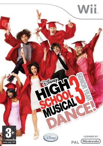 High School Musical 3: Senior Year DANCE! [UK Import]