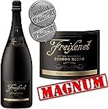 Freixenet Cordon Negro Brut Cava Non-Vintage Wine 150 cl