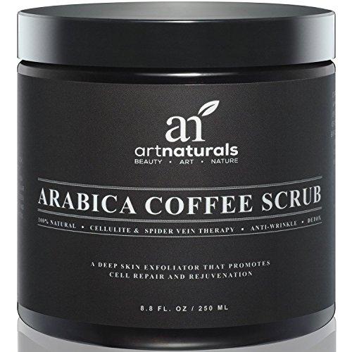 Tipo Naturals bio de Arabica Coffee Scrub...