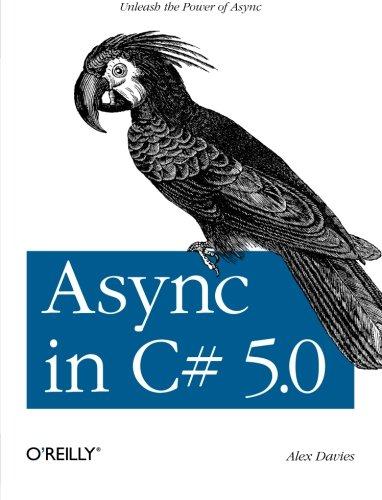 Async in C# 5.0 por Alex Davies