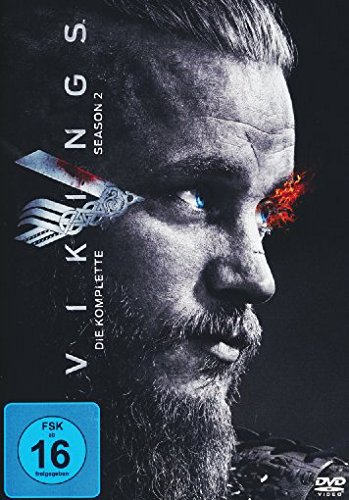 Vikings - Season 2 [3 DVDs] - Tv Land Kostüm