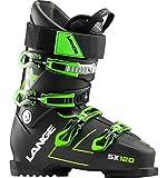 Lange Sx 120 Herren Skischuhe, Herren, LBH6000_31.5, schwarz (True) / grün, 31.5