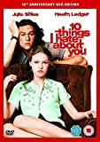 10 Things I Hate About You DVD [Reino Unido]