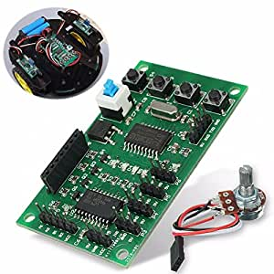 Rishil World HW-MS03 2 4GHz to 5 8GHz Radar Sensor: Amazon