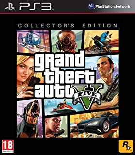 Grand Theft Auto V Collector's Edition (PS3) (B00CZ8VVUI) | Amazon price tracker / tracking, Amazon price history charts, Amazon price watches, Amazon price drop alerts