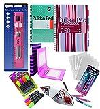 Pukka Pack Student Funtastic Back To School University Education Essentials - Pink
