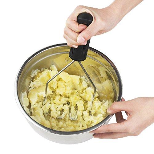 DRAGONN Edelstahl Kartoffelstampfer - 5