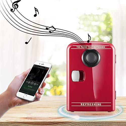 Audio inalámbrico Refrigerador automóvil 4L Mini