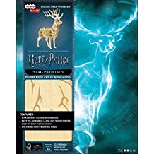 IncrediBuilds: Harry Potter: Stag Patronus Deluxe Book and Model Set