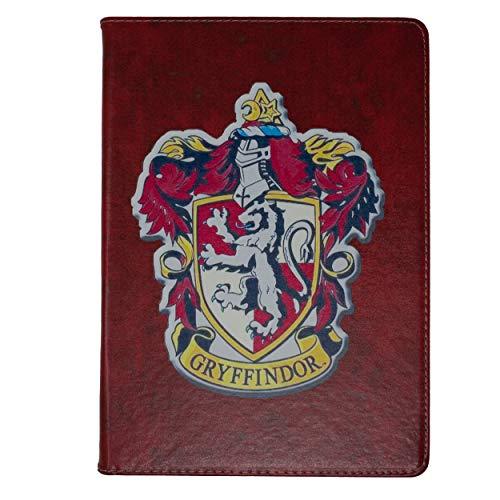 Apple iPad Mini 4 Folio Harry Potter Häuser Hülle / Schützendes PU Leder Smart Flip Hülle / iCHOOSE / Haus Gryffindor - Case Mini Harry Potter Ipad