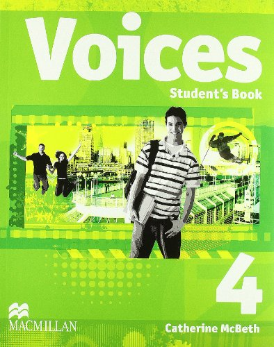 VOICES 4 Sb - 9780230033719