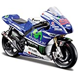 "Tobar - ""FIAT Yamaha Movistar, Temporada 2014"" #Lorenzo, Escala 1:18"