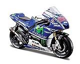 Maisto 531586 - 1:18 Moto GP '14 Yamaha 99, Jorge Lorenzo
