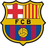 Sticker Autocollant Logo Football Barcelone 80cm