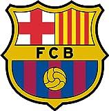 Sticker Selbstklebend Logo Fußball Barcelona 30cm