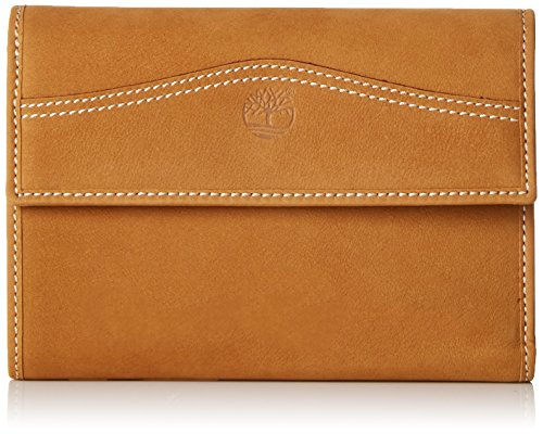 Timberland Women s Tb0m3032 Wallet  Brown  Tan   1x11x15 cm  W x H x L