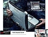 Profi Diagnose Laptop, - Diagnose Gerät - W-Tec Systems PRO-8040 HTX, OBD2 BT KFZ Universal fast alle PKW mit Tiefendiagnose - ABS AIRBAG MOTOR PDC DSC CODIERUNG SERVICE RESET Bremse