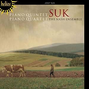 Suk: Piano Quartet/ Quintet (Quartet In A Minor/ Quintet In G Minor) (The Nash Ensemble) (Hyperion: CDH55416)