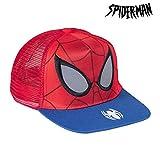 Berretto per bambini spiderman hero (53 cm) (1000057624)