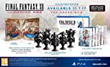Final Fantasy XII The Zodiac Age Collector