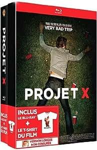 Projet X [Coffret Blu-ray + T-shirt]